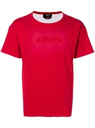 Calvin Klein 205W39nyc Jaws T Shirt Red