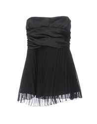 Couture Tube Tops Black