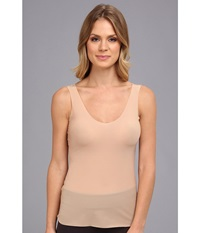Commando Whisper Weight Tank Wt05 True Nude Women's Sleeveless Beige