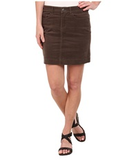 Mountain Khakis Canyon Cord Skirt Terra Women's Skirt Brown