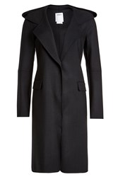 Dkny Wool Coat Black