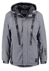 Your Turn Active Snowboard Jacket Grey