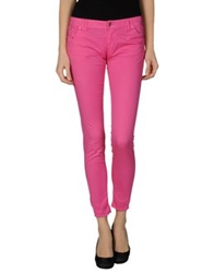 Jcolor Casual Pants Fuchsia
