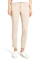 Wit And Wisdom Women's Ab Solution Stretch Twill Skinny Pants Moonlight