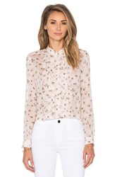 Cacharel Blouse Pink