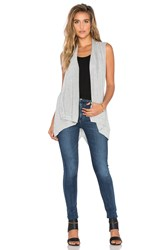 Splendid Mariner Vest Gray