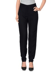 Hoss Intropia Trousers Casual Trousers Women Black
