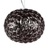 Kartell Planet Ceiling Lamp Smoke