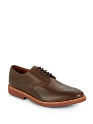 Walk Over George Leather Loafers Dark Brown