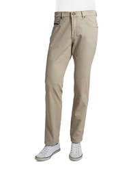 Bugatti Stretch Cotton Jeans Beige