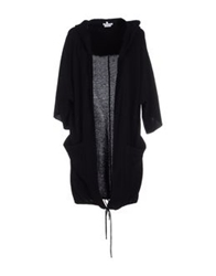 Lutz And Patmos Cardigans Black
