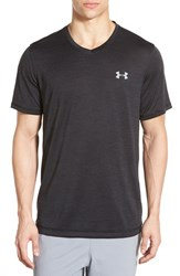 Under Armour Men's 'Ua Tech' Loose Fit Short Sleeve V Neck T Shirt