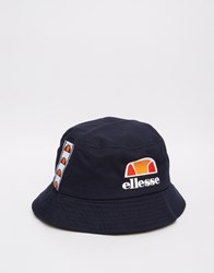 Ellesse Bucket Hat Blue