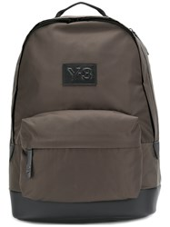 Y 3 Classic Backpack Polyester Green