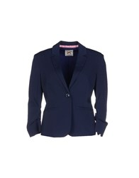Gaudi' Suits And Jackets Blazers Women Dark Blue