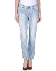 Swildens Denim Pants Blue
