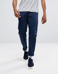 People Tree Chino Trousers Navy