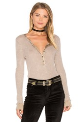 Project Social T Layer Me Thermal Brown