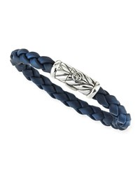 Chevron Bracelet In Blue David Yurman