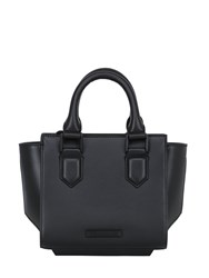 Kendall Kylie Mini Brook Smooth Leather Top Handle Bag
