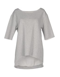 Macchia J Sweatshirts Light Grey