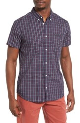 Rvca Men's That'll Do Plaid 2 Woven Shirt