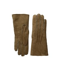 Hestra Sheepskin Gloves Beige Ski Gloves