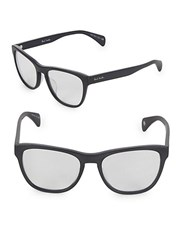 Paul Smith Hoban 55Mm Optical Glasses Black