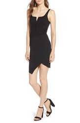 Soprano Body Con Dress Black