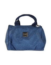 Blu Byblos Handbags Dark Blue