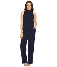 Trina Turk Marisa Jumpsuit Indigo Women's Jumpsuit And Rompers One Piece Blue