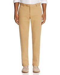 Bloomingdale's The Men's Store At Chino Straight Fit Pants 100 Exclusive Khaki