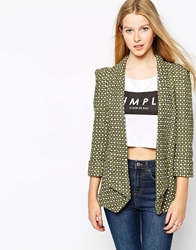 Traffic People Glorius Jacket Olive