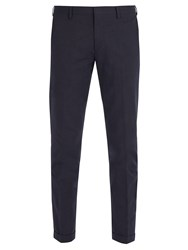 Paul Smith Cotton Chino Trousers Navy