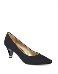 Circa Joan And David Daily Pumps Black