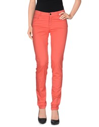 Rossopuro Casual Pants Coral