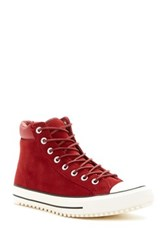 Converse Chuck Taylor All Star Boot Pc High Unisex Red