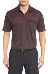 Travis Mathew Men's Hammond Pique Polo