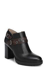Naturalizer Cassia Bootie Black Leather