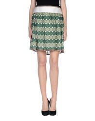 Michelle Windheuser Skirts Knee Length Skirts Women