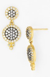 Freida Rothman Women's 'Metropolitan' Drop Earrings