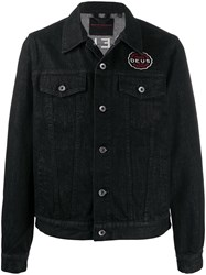 Deus Ex Machina Logo Patch Denim Jacket 60
