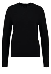 Earnest Sewn George Jumper Black