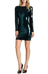 Women's Dress The Population 'Lola' Backless Sequin Minidress Nordstrom Exclusive