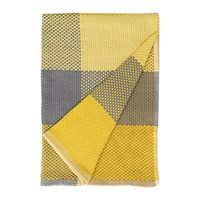 Muuto Loom Throw 180X130cm Yellow