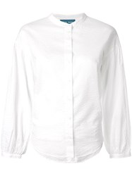 Mih Jeans Colt Shirt White