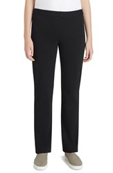 Lafayette 148 New York Women's Punto Milano Straight Leg Pants