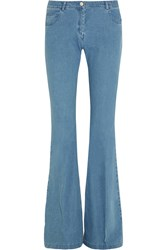Michael Kors Mid Rise Flared Jeans