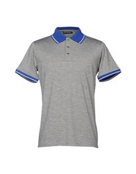 Piero Guidi Polo Shirts Grey