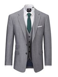 Skopes Reagan Suit Jacket Dark Grey